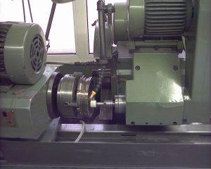 fijnmechanische onderdelen machine